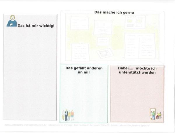 Lebenswert & Sternstunden - Arbeitsblätter